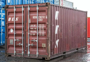 cargo worthy conex container Richmond