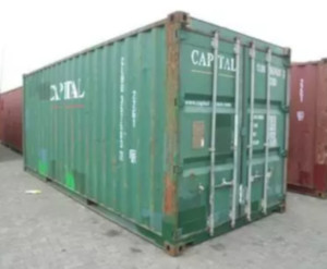 used conex container Minneapolis